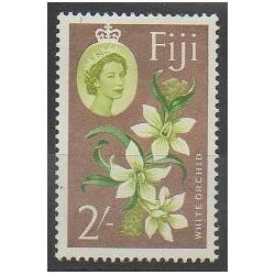 Fiji - 1961 - Nb 165 - Orchids