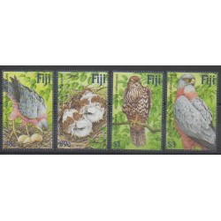 Fidji - 2002 - No 969/972 - Oiseaux
