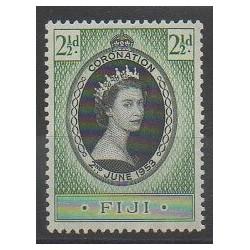 Fiji - 1953 - Nb 135