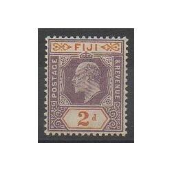 Fiji - 1903 - Nb 49