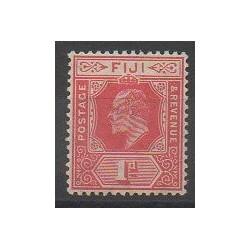 Fiji - 1905 - Nb 60