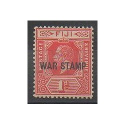 Fiji - 1916 - Nb 82