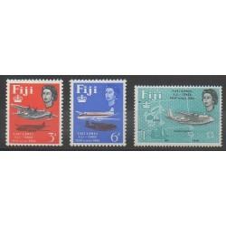 Fiji - 1964 - Nb 187/189 - Planes