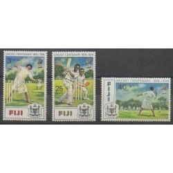 Fiji - 1974 - Nb 324/326 - Various sports