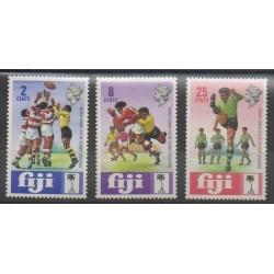 Fiji - 1973 - Nb 310/312 - Various sports