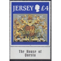 Jersey - 1995 - No 672 - Armoiries