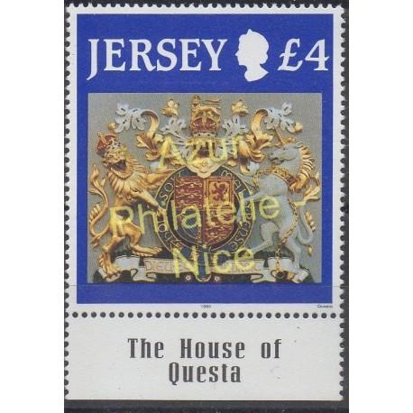Jersey - 1995 - No 672 - Armoiries