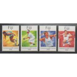 Fiji - 1998 - Nb 848/851 - Various sports