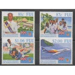 Fiji - 1995 - Nb 755/758 - Various sports