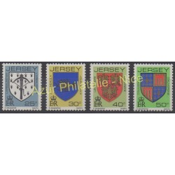 Jersey - 1982 - Nb 267/270