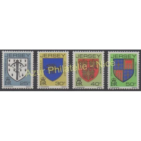 Jersey - 1982 - No 267/270 - Armoiries