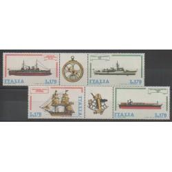 Italie - 1978 - No 1341/1344 - Navigation
