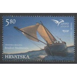 Croatie - 2015 - No 1106 - Navigation