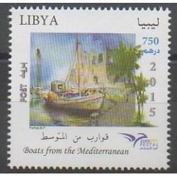 Libye - 2015 - No 2637 - Navigation