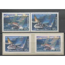 Australie - 1994 - No 1407/1410 - Navigation