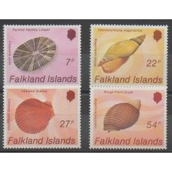 Falkland - 1986 - No 452/455 - Animaux marins