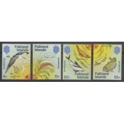 Falkland - 1984 - No 428/431 - Environnement