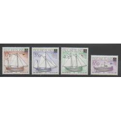 Falkland - 1998 - No 729/732 - Navigation
