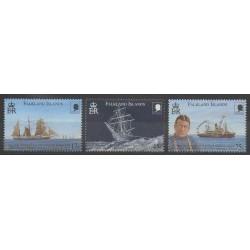 Falkland - 2000 - No 772/774 - Navigation