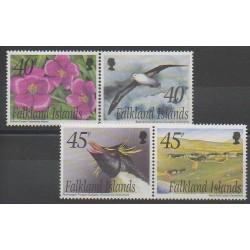 Falkland - 2012 - No 835/838 - Oiseaux