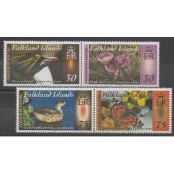 Falkland - 2013 - No 1159/1162 - Oiseaux - Insectes