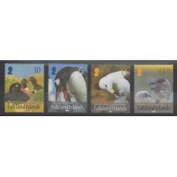 Falkland - 2015 - No 1193/1196 - Oiseaux