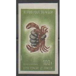 Niger - 1965 - No PA50ND - Santé ou Croix-Rouge