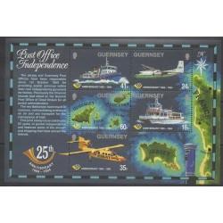 Guernesey - 1994 - No BF30 - Poste - Aviation - Navigation