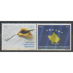Kosovo - 2009 - No 30/31 - Histoire