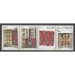 Kosovo - 2014 - No 166/169 - Artisanat