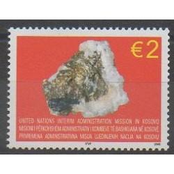 Kosovo - Administration des Nations Unies - 2005 - No 42 - Minéraux - Pierres précieuses