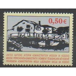 Kosovo - Administration des Nations Unies - 2004 - No 27 - Ponts