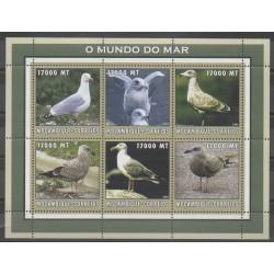 Mozambique - 2002 - No 2222/2227 - Oiseaux