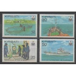 Kiribati - 1981 - No 56/59 - Navigation
