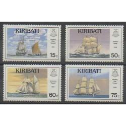 Kiribati - 1990 - No 234/237 - Navigation