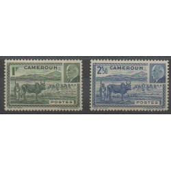Cameroun - 1941 - No 200/201