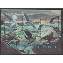 Sierra Leone - 2000 - No 2986/2991 - Oiseaux