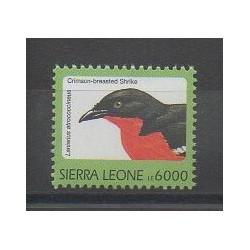 Sierra Leone - 1999 - No 2647 - Oiseaux