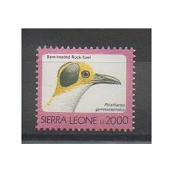Sierra Leone - 1992 - Nb 1641 - Birds