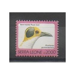 Sierra Leone - 1992 - No 1641 - Oiseaux
