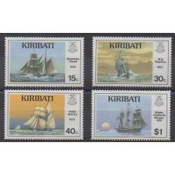 Kiribati - 1989 - No 191/194 - Navigation