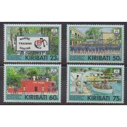 Kiribati - 1992 - No 262/265