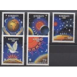 Kiribati - 2000 - No 442/446 - Astronomie
