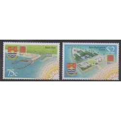 Kiribati - 2001 - Nb 476/477 - Exhibition