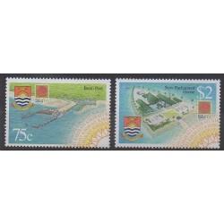 Kiribati - 2001 - No 476/477 - Exposition