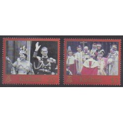 Kiribati - 2003 - No 516/517 - Royauté - Principauté