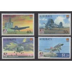 Kiribati - 2009 - No 691/694 - Aviation - Hélicoptères
