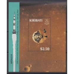 Kiribati - 1989 - Nb BF11 - Space