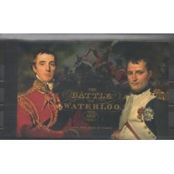 Grande-Bretagne - 2015 - No 4170 - Napoléon - Carnet de prestige