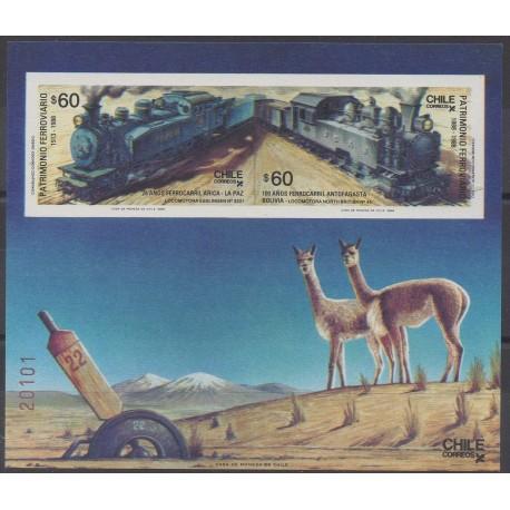 Chili - 1988 - No BF 32 - Trains